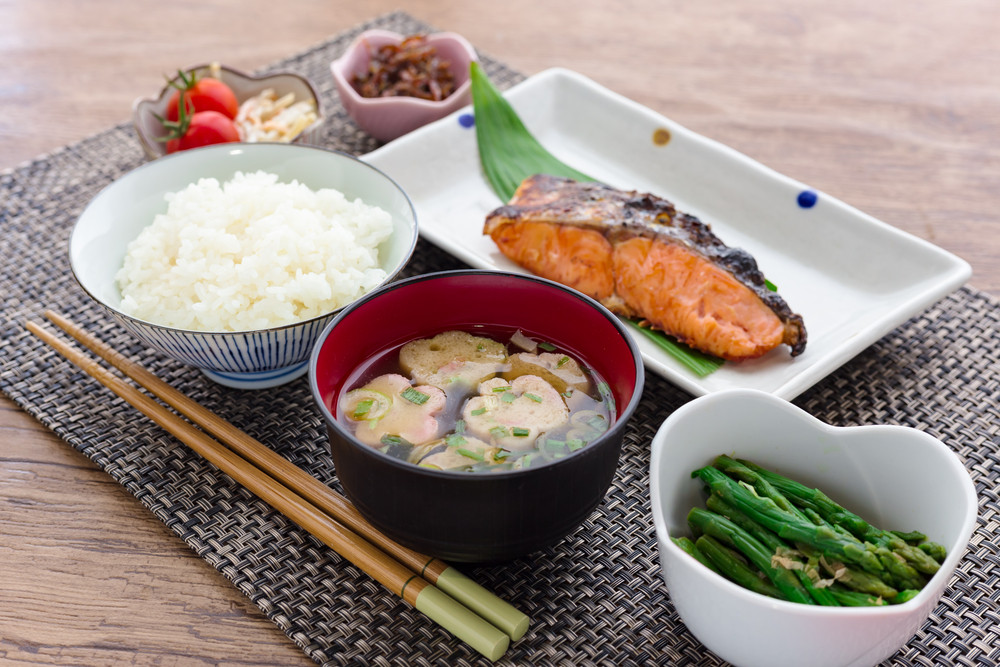 Healthy Japanese Breakfast  6 Healthy Japanese Food Habits that Help You Stay Slim