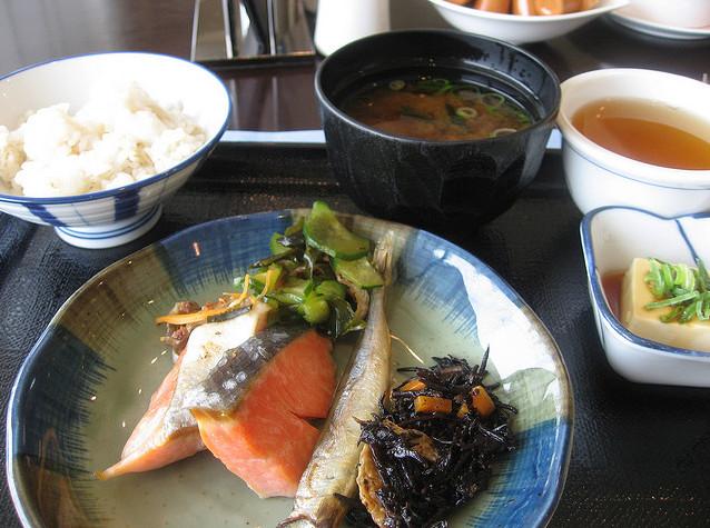 "Healthy Japanese Breakfast  ""Japanese style breakfast"" – Japanese foods makes you healthy"