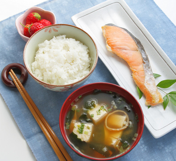 Healthy Japanese Recipes  Healthy Japanese Breakfast Recipe Japan Centre