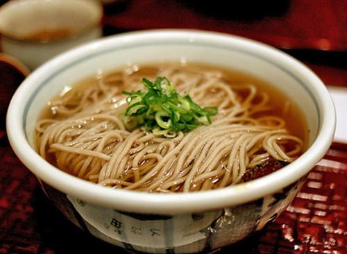 Healthy Japanese Recipes  Soba Noodles Health Benefits & Recipes