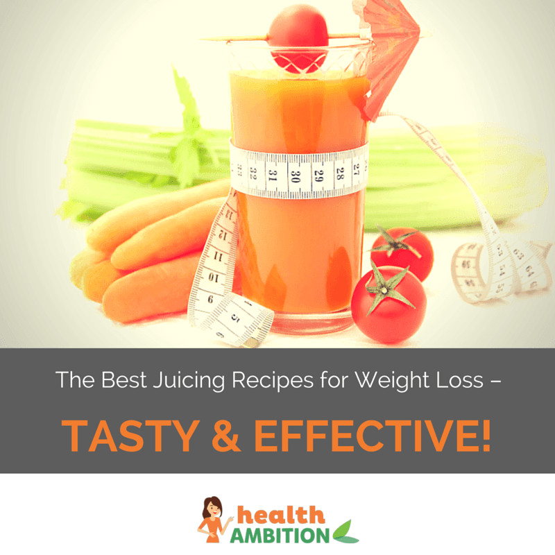 Healthy Juice Recipes For Weight Loss  The Best Juicing Recipes for Weight Loss