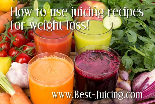 Healthy Juice Recipes For Weight Loss  healthy juice recipes for weight loss