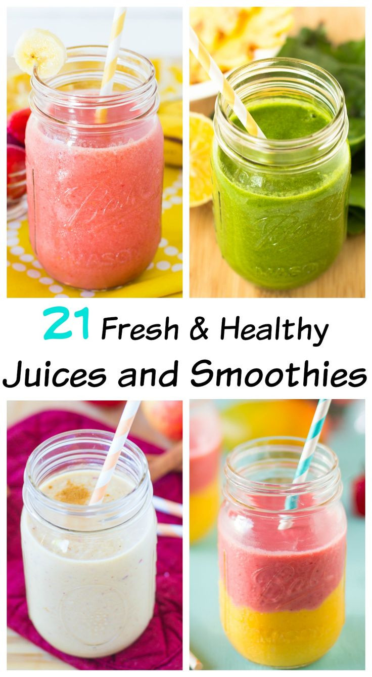 Healthy Juice Smoothies  17 Best images about Juice Recipes on Pinterest