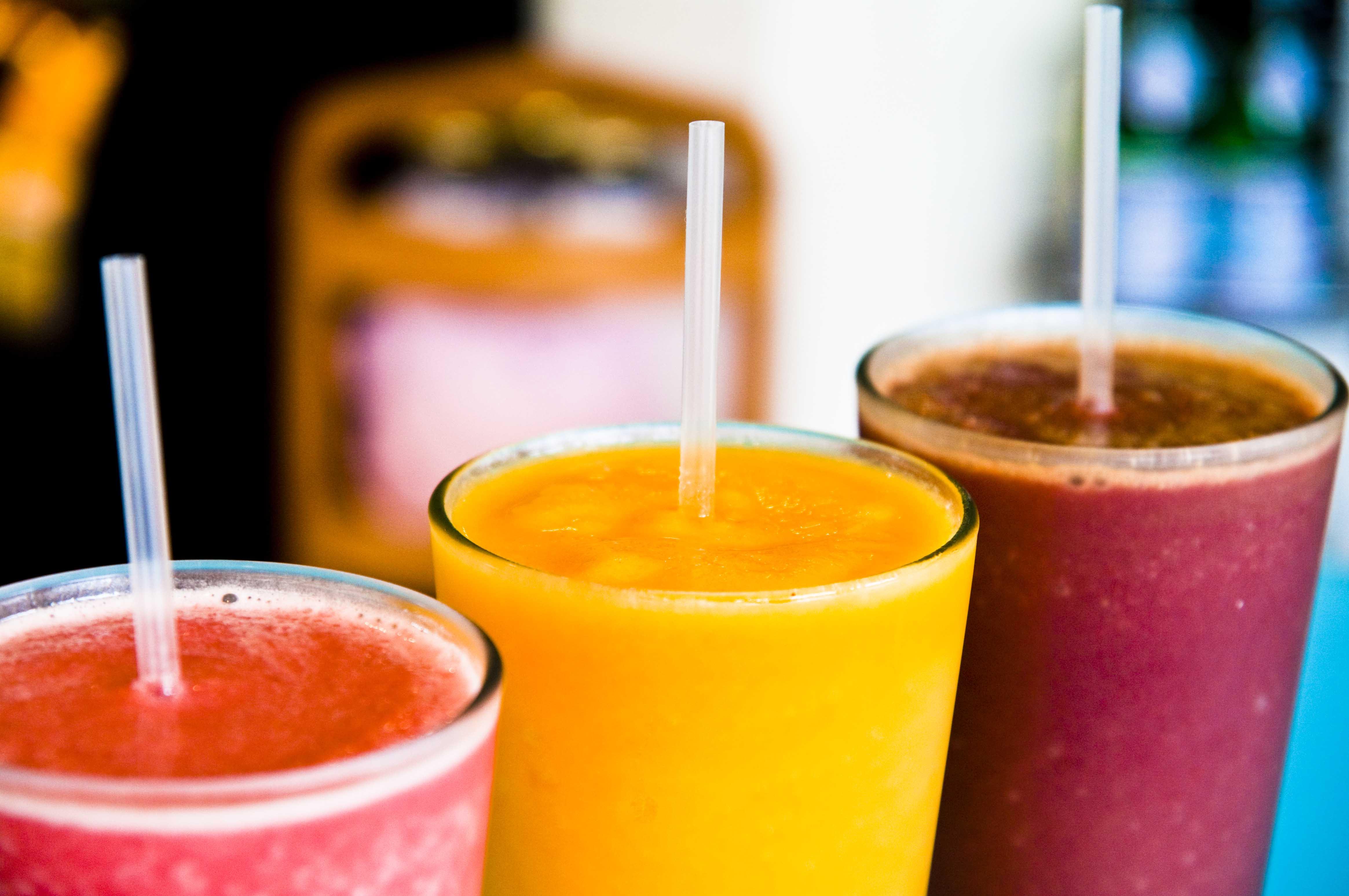 Healthy Juice Smoothies  8 Healthy Drinks
