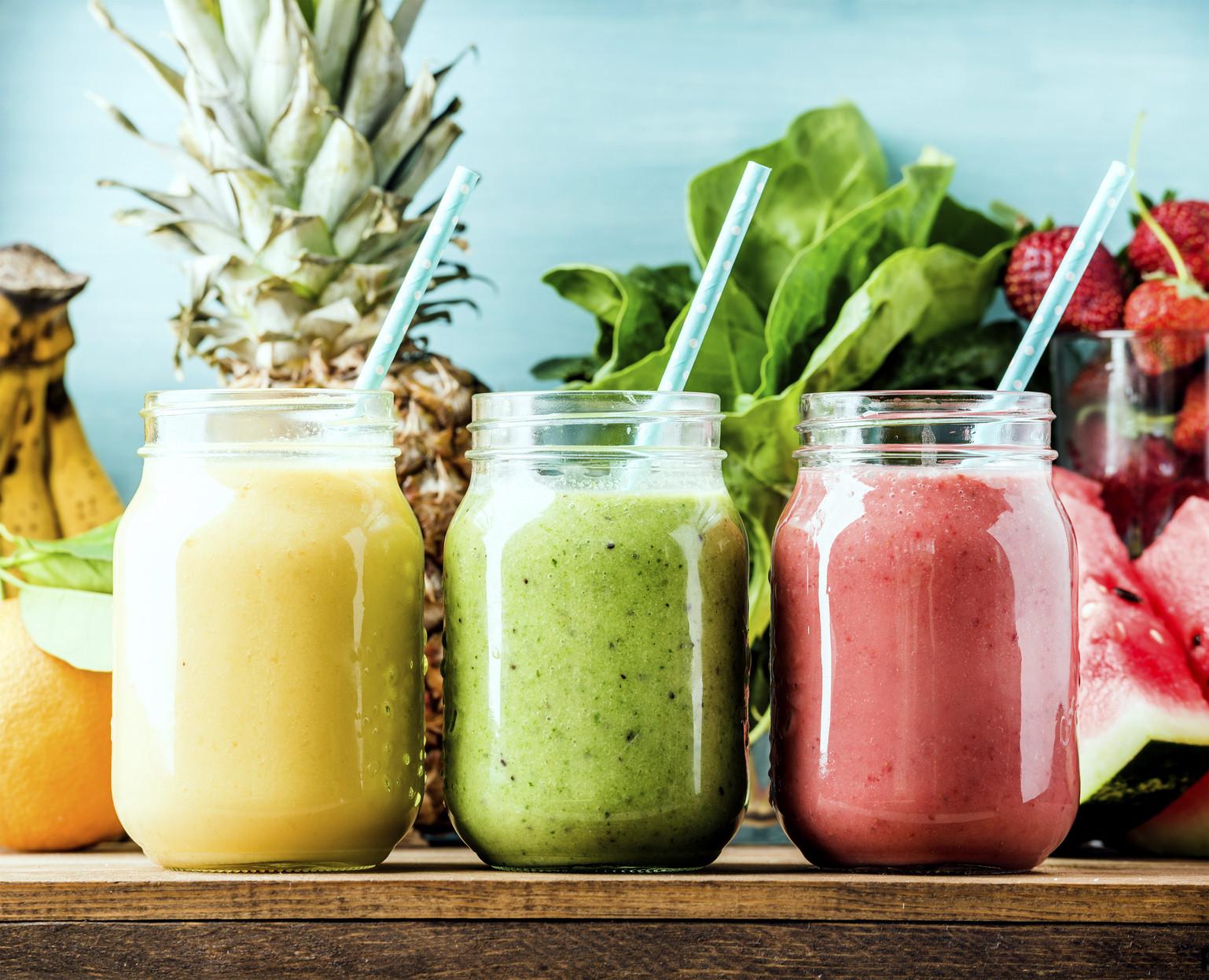 Healthy Juice Smoothies  Are fresh juice drinks as healthy as they seem Harvard
