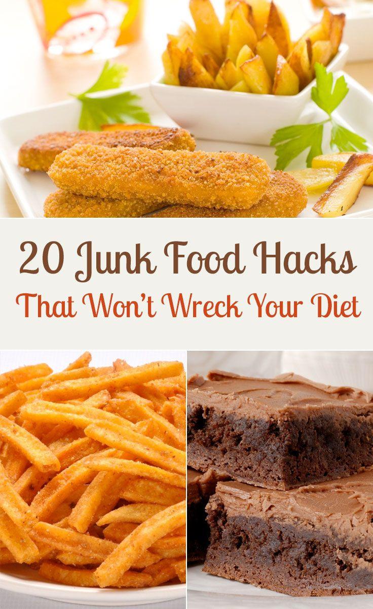 Healthy Junk Food Snacks  25 best ideas about Healthy junk food on Pinterest