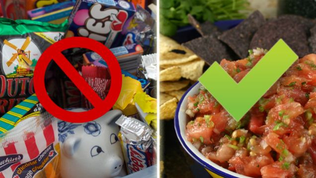 Healthy Junk Food Snacks  How to Ditch Your Junk Food Filled Pantry and Reboot Your Diet