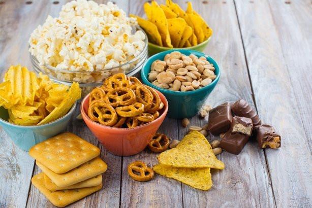 Healthy Junk Food Snacks  The 20 Best Healthy Junk Food Options