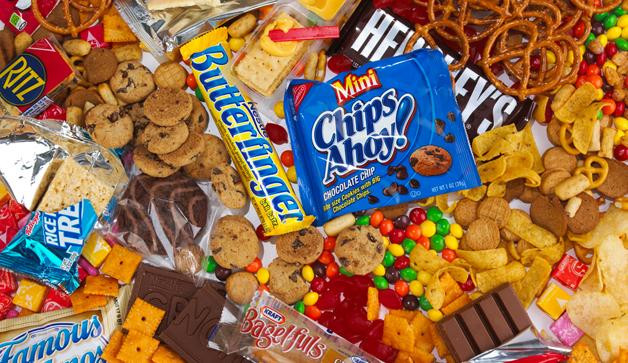 Healthy Junk Food Snacks  Boosting Your Immune System What NOT to Eat The Organic