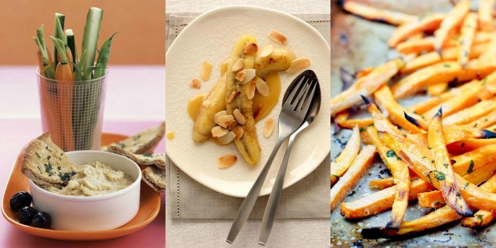 Healthy Junk Food Snacks  10 Healthy Junk Foods Healthy Snack Alternatives