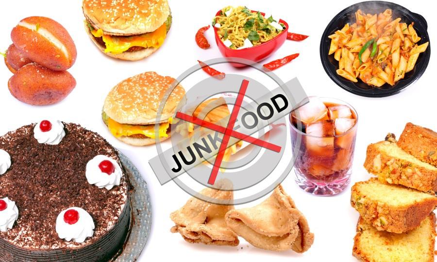 Healthy Junk Food Snacks  What Is Junk Food
