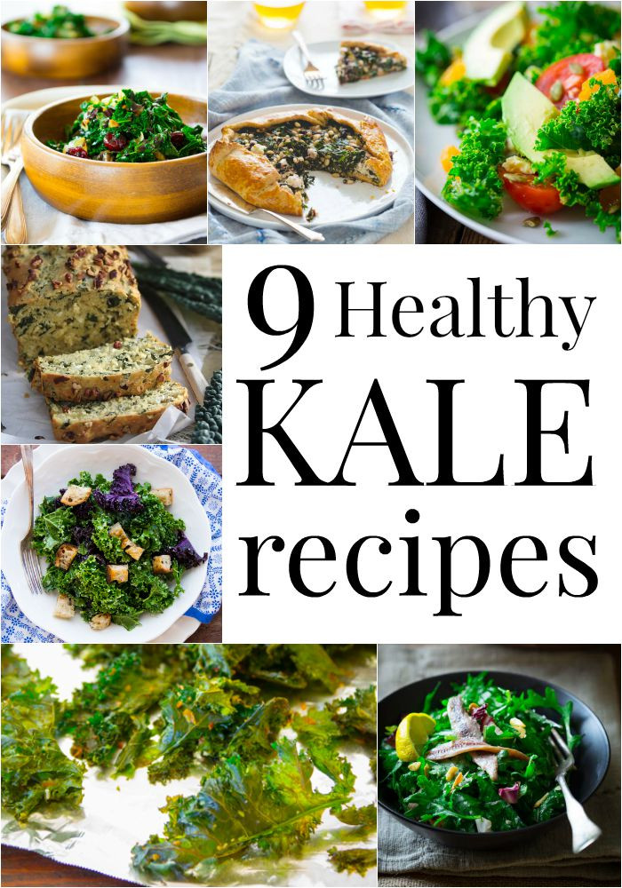 Healthy Kale Recipes  kale with cider vinegar Healthy Seasonal Recipes