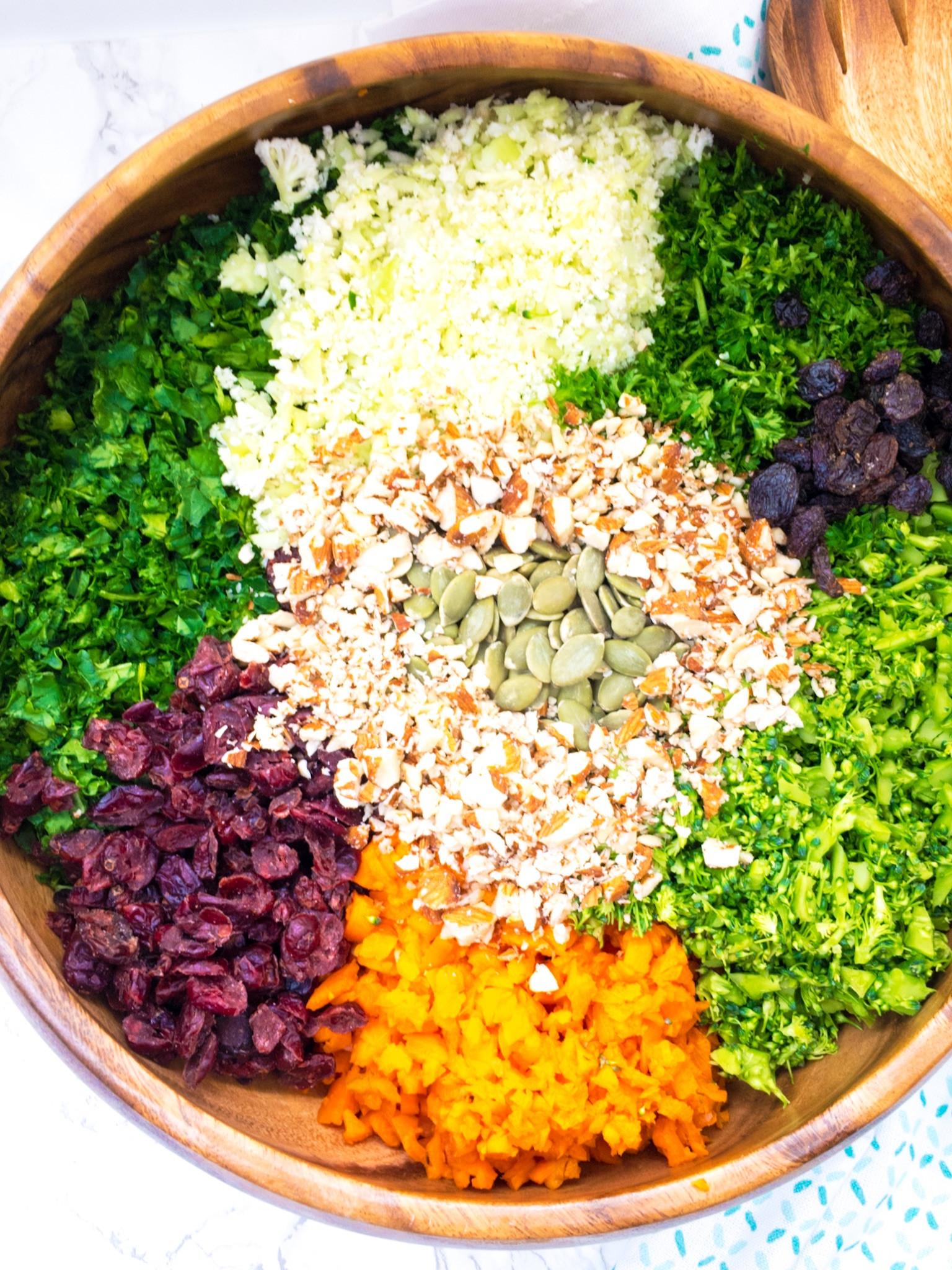 Healthy Kale Salad Recipes  Super Healthy Detox Kale Salad
