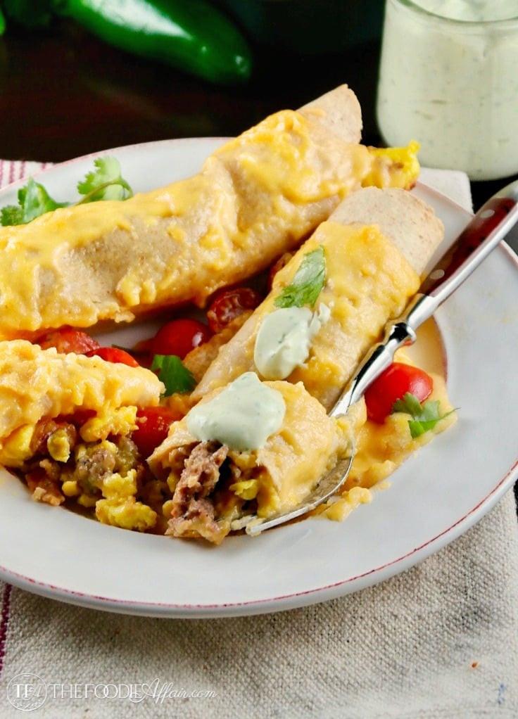 Healthy Keto Breakfast  Healthy Breakfast Casserole