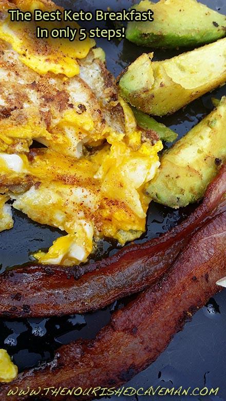 Healthy Keto Breakfast  The Best Keto Breakfast In ly 5 Steps The Nourished