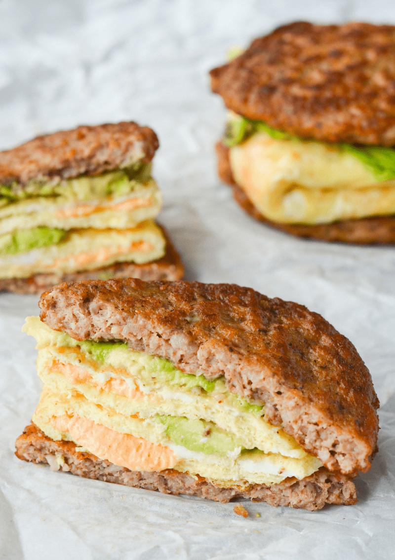 Healthy Keto Breakfast  My Favorite Keto Breakfast Sandwich Hey Keto Mama