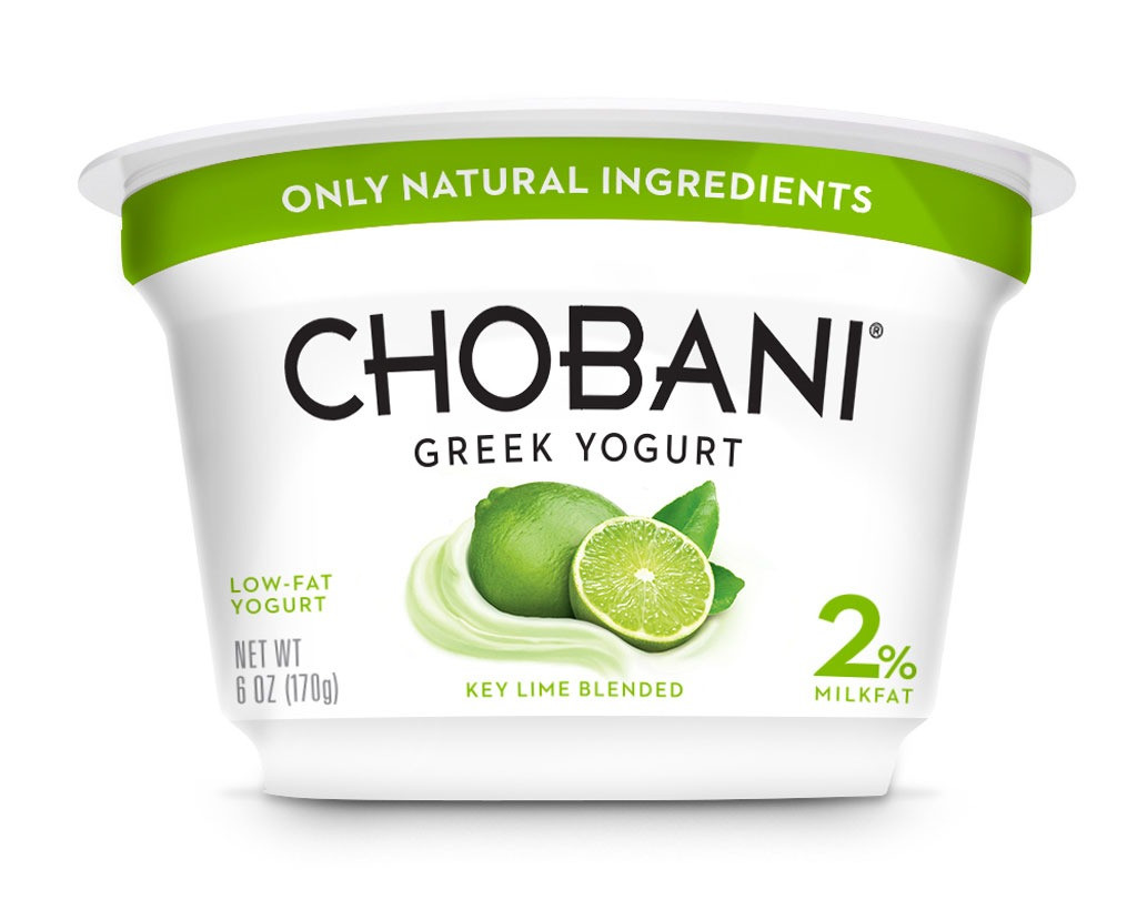 Healthy Key Lime Pie Greek Yogurt  6 foods that have GMOs