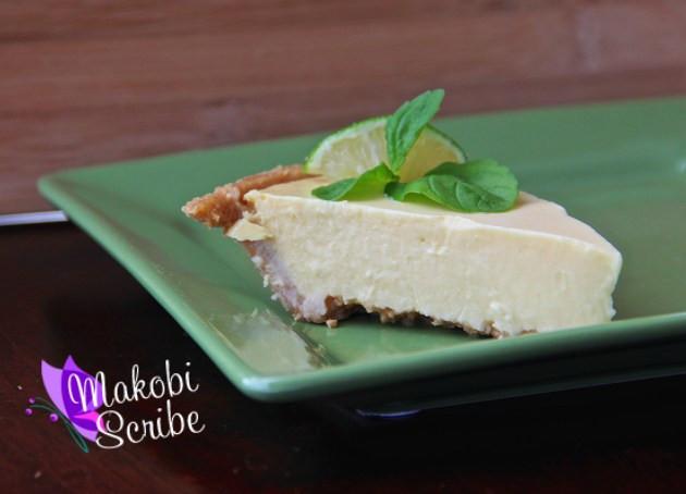 Healthy Key Lime Pie Greek Yogurt  Greek Yogurt Key Lime Pie Recipe ⋆ Makobi Scribe