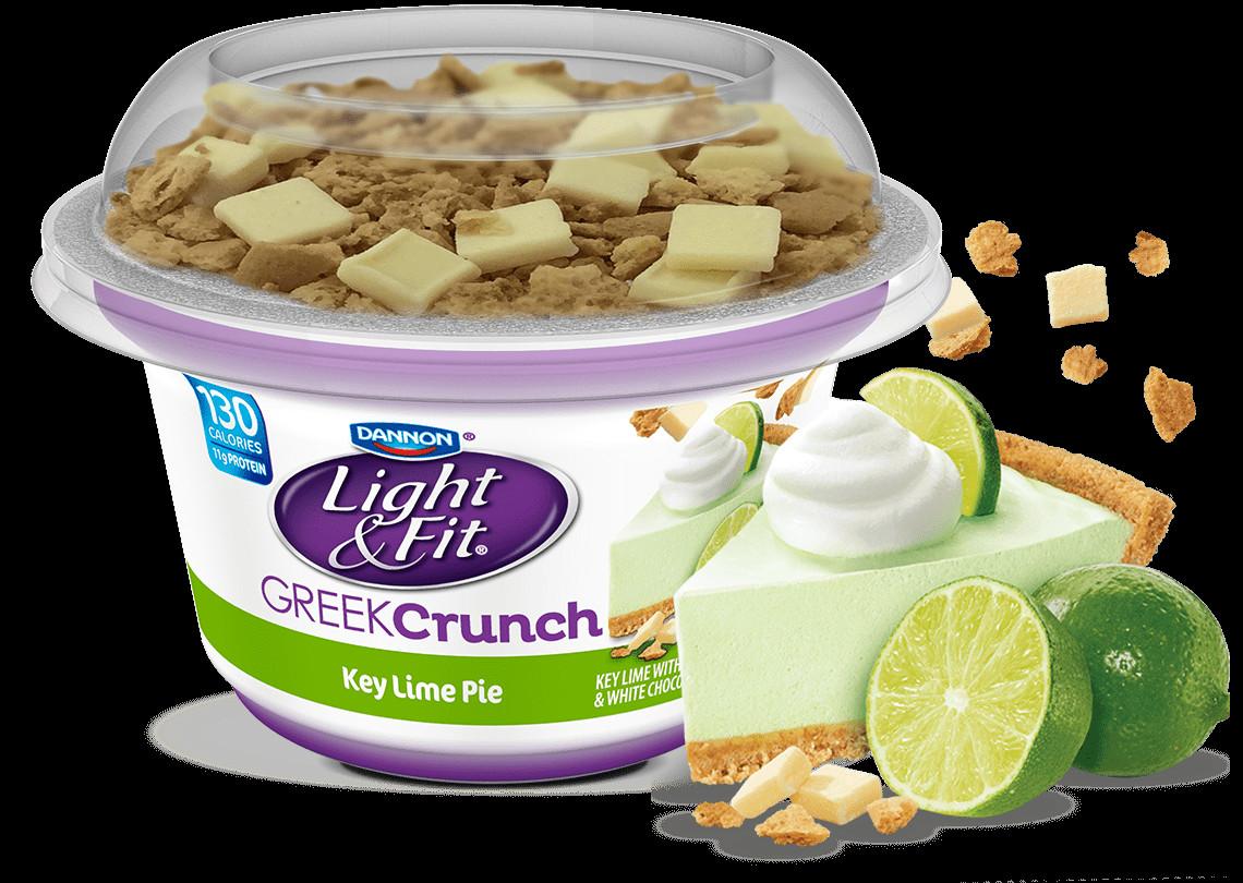 Healthy Key Lime Pie Greek Yogurt  Key Lime Pie Greek Crunch