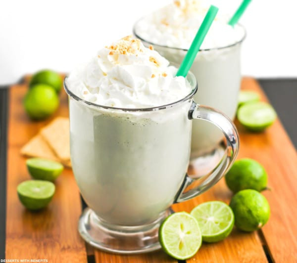 Healthy Key Lime Pie Recipe  Healthy Key Lime Pie Milkshake