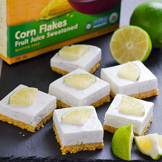 Healthy Key Lime Pie Recipe  Healthy Key Lime Pie Bars iFOODreal Healthy Family Recipes