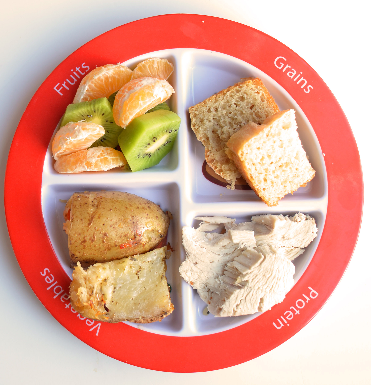 Healthy Kid Dinners  Crockpot Italian Potatoes Easy Dinner