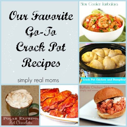 Healthy Kid Friendly Crock Pot Recipes  1000 images about Favorite Weeknight Meals on Pinterest