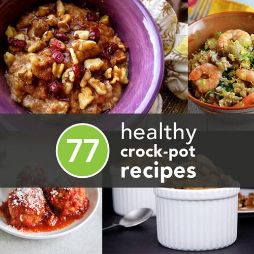 Healthy Kid Friendly Crock Pot Recipes  77 Healthy Crock Pot Recipes Homestead & Survival
