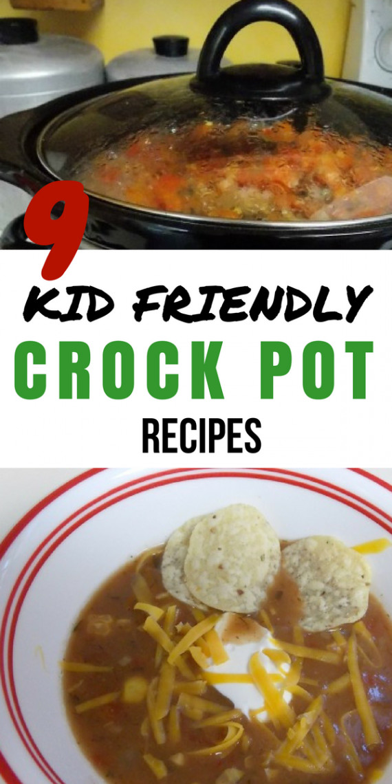 Healthy Kid Friendly Crock Pot Recipes  9 Kid Friendly Crock Pot Recipes