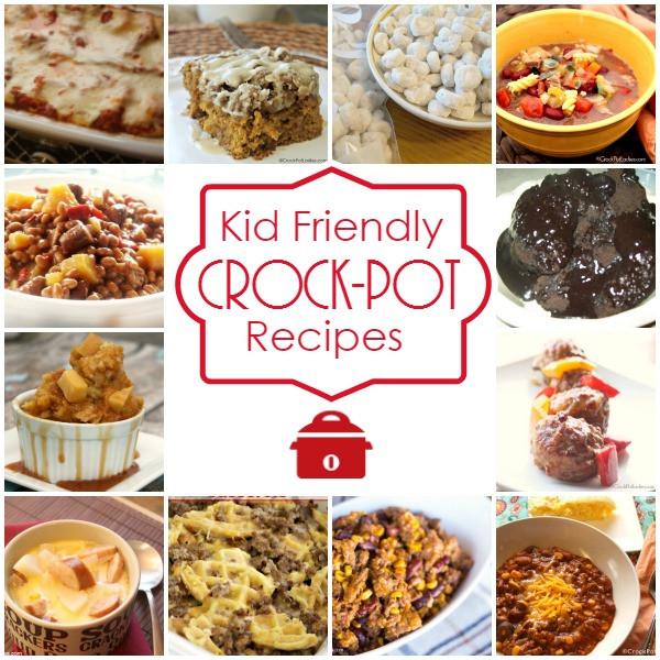 Healthy Kid Friendly Crock Pot Recipes  345 Kid Friendly Crock Pot Recipes Crock Pot La s