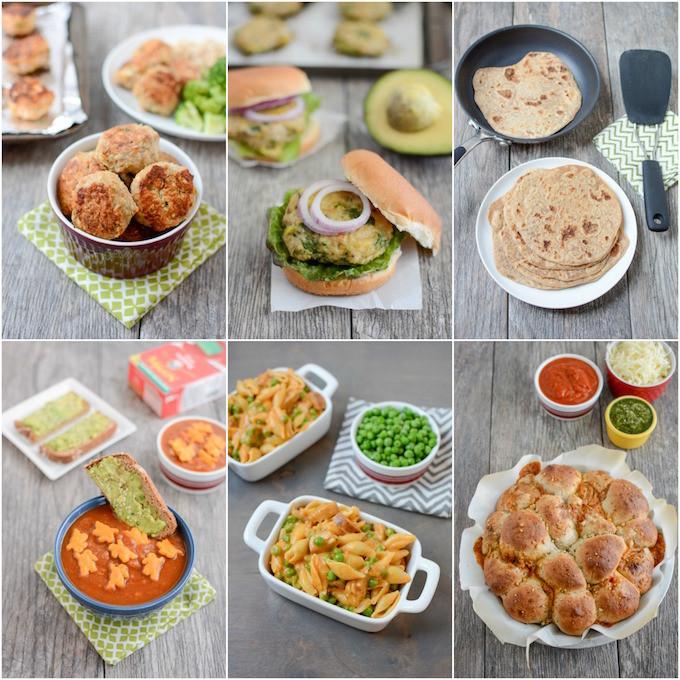 Healthy Kid Friendly Dinner Recipes  25 Kid Friendly Food Prep Recipes