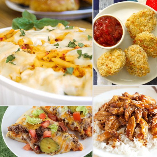 Healthy Kid Friendly Dinner Recipes  Healty Recipes for Weight Loss for Dinner for Kids Tumblr