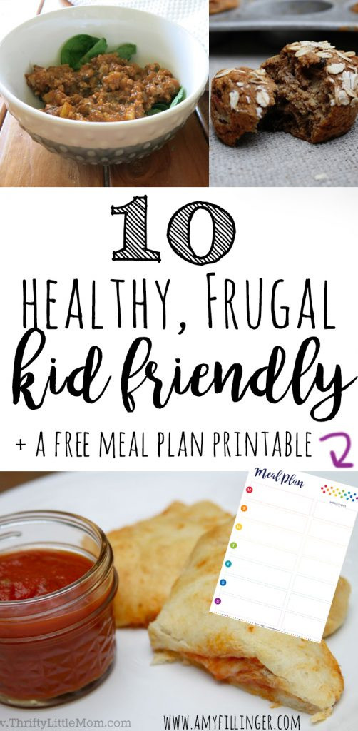 Healthy Kid Friendly Dinner Recipes  10 healthy kid friendly recipes and meals kids love a