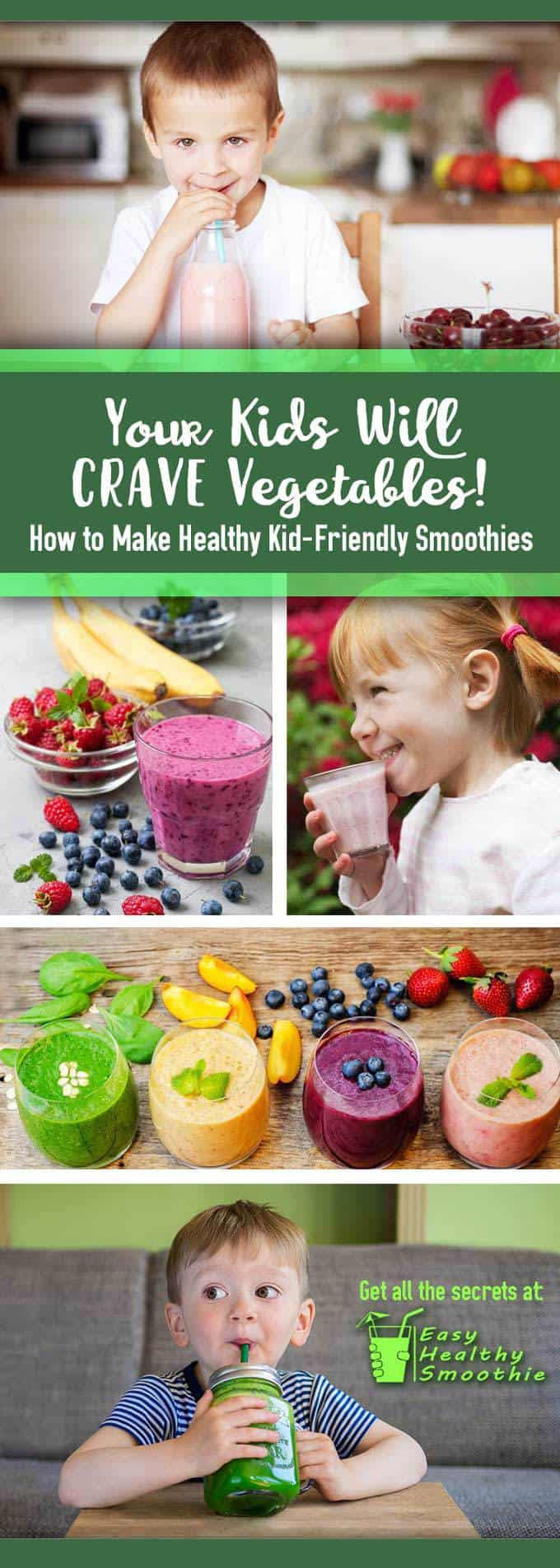 Healthy Kid Friendly Smoothies  How to Make Ve able Smoothies Your Kids Will Love