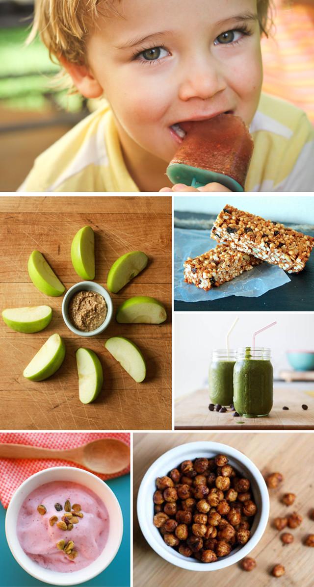 Healthy Kid Friendly Snacks  20 Healthy & Simple Kid Friendly Snacks Modern Parents