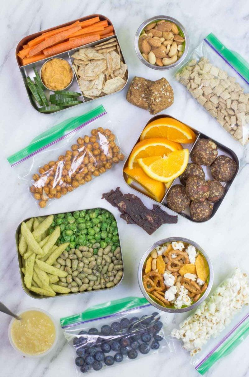 Healthy Kid Friendly Snacks  14 Kid Friendly Snacks for Summer Sports