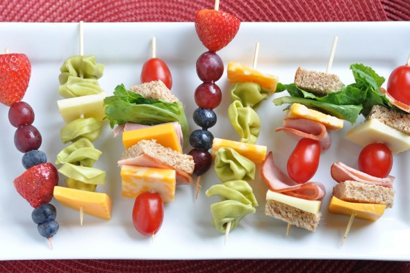 Healthy Kid Lunches  Now that it's Summer Create a Healthy Kids Lunch