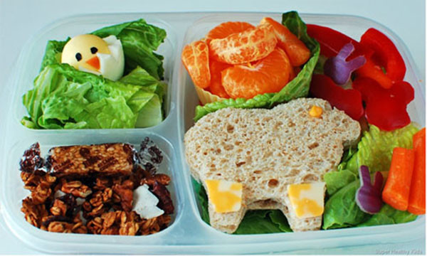 Healthy Kid Lunches  10 Healthy Lunch Ideas