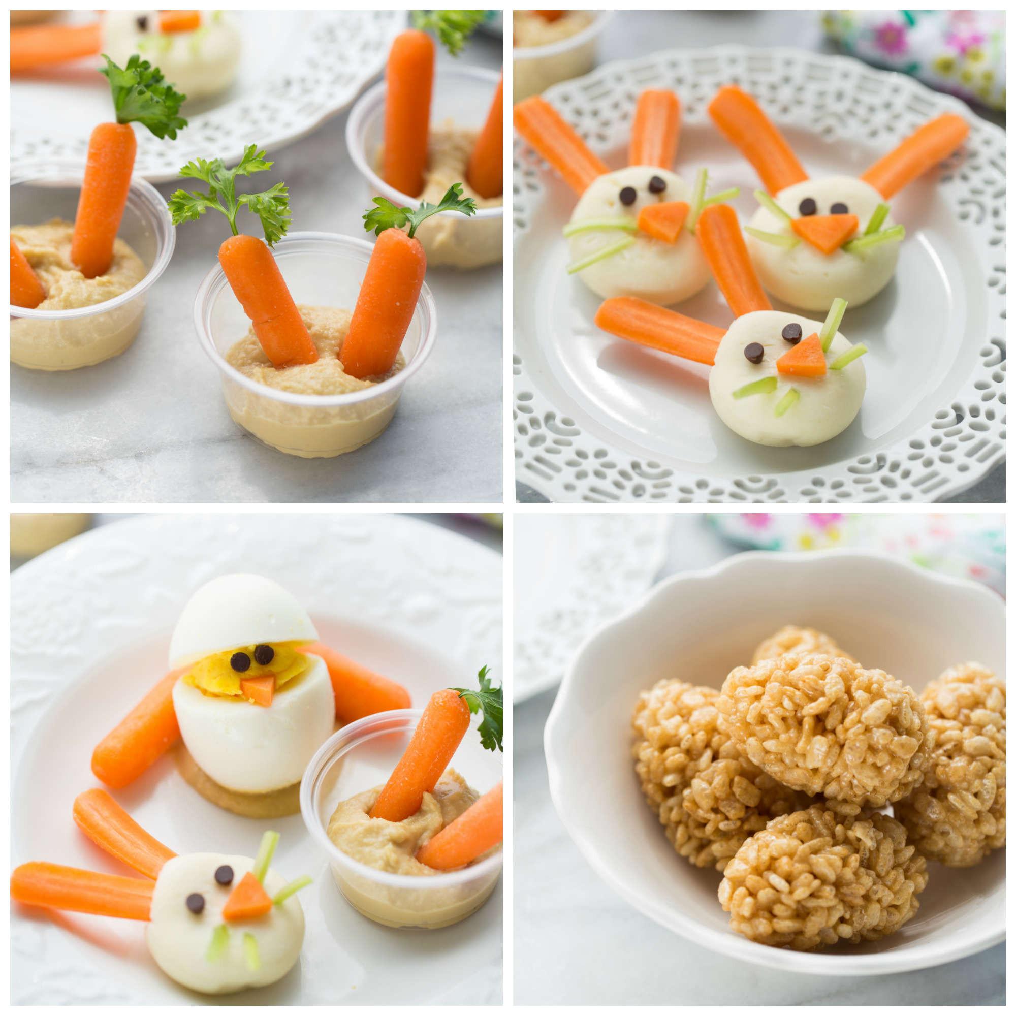 Healthy Kid Snacks  4 Healthy Kids Easter Snacks Meaningful Eats