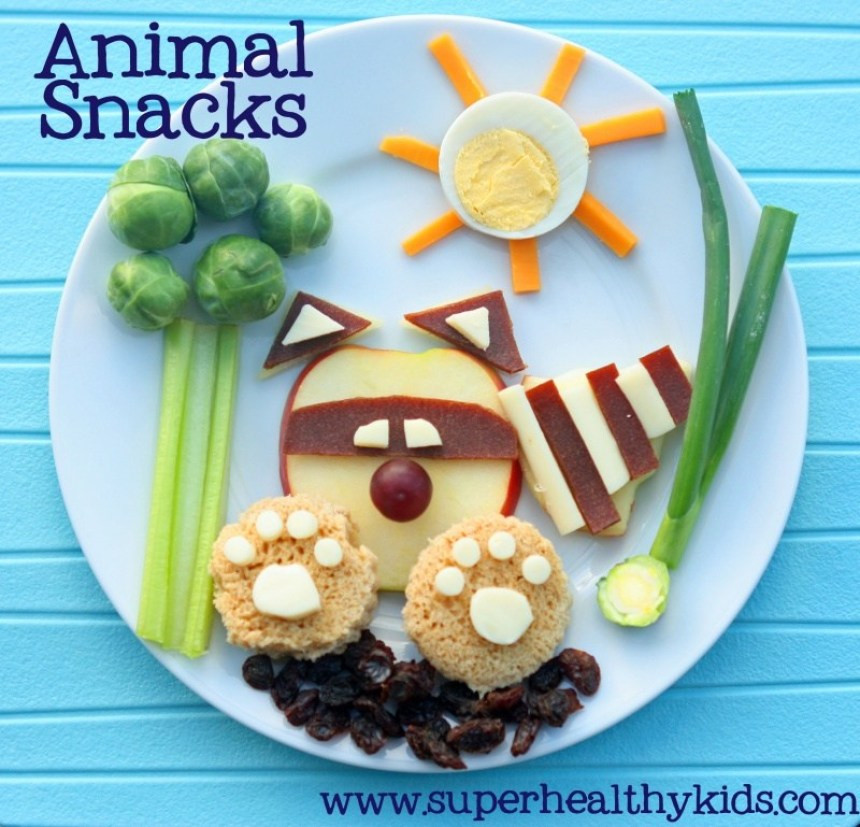 Healthy Kid Snacks  25 Fun and Healthy Snacks For Kids Creative Snacks For Kids