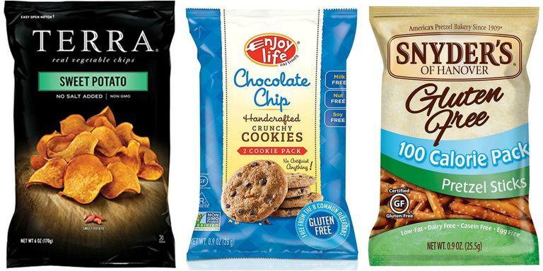 Healthy Kid Snacks To Buy  16 Best Gluten Free Snacks To Buy Healthy Gluten Free
