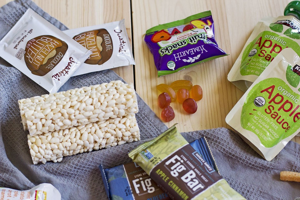 Healthy Kid Snacks To Buy  Healthy Snack for Kids