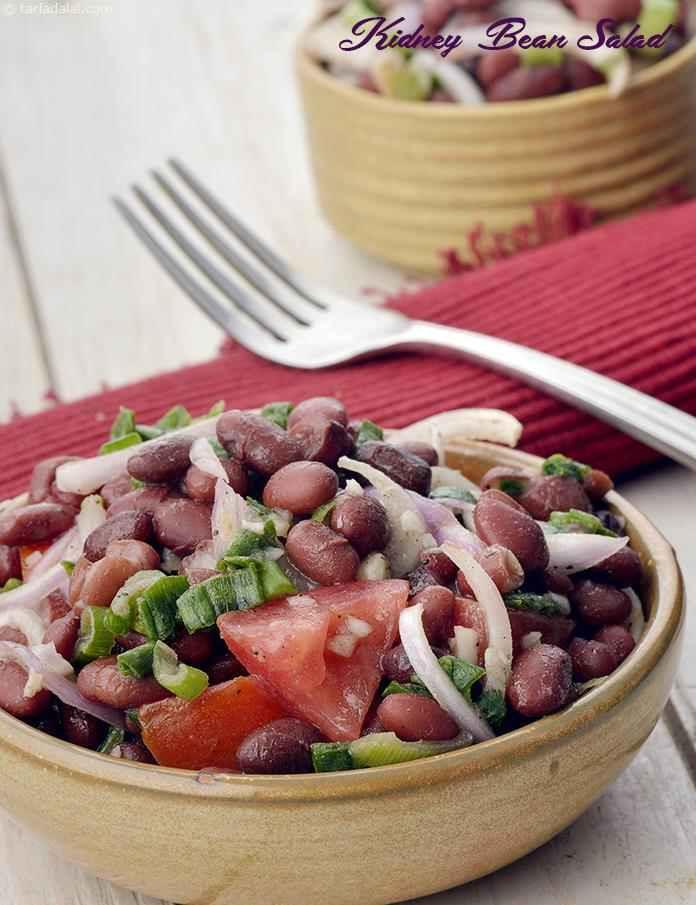 Healthy Kidney Bean Recipes  Kidney Bean Salad Mexican Kidney Bean Salad recipe