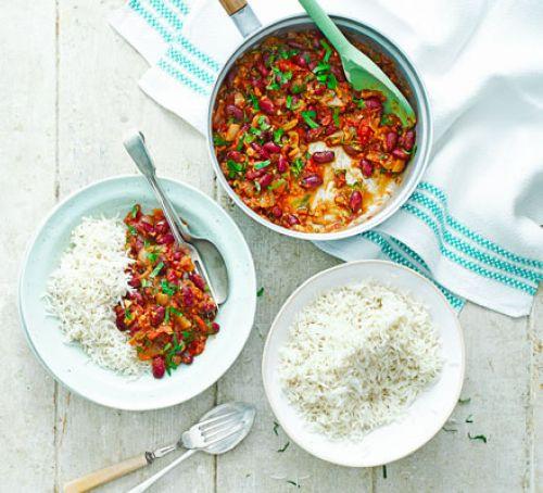 Healthy Kidney Bean Recipes  Kidney bean curry recipe