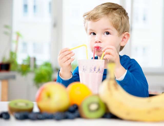 Healthy Kids Smoothies  5 Healthy Smoothie & Ice Kreme Recipes for Kids Young