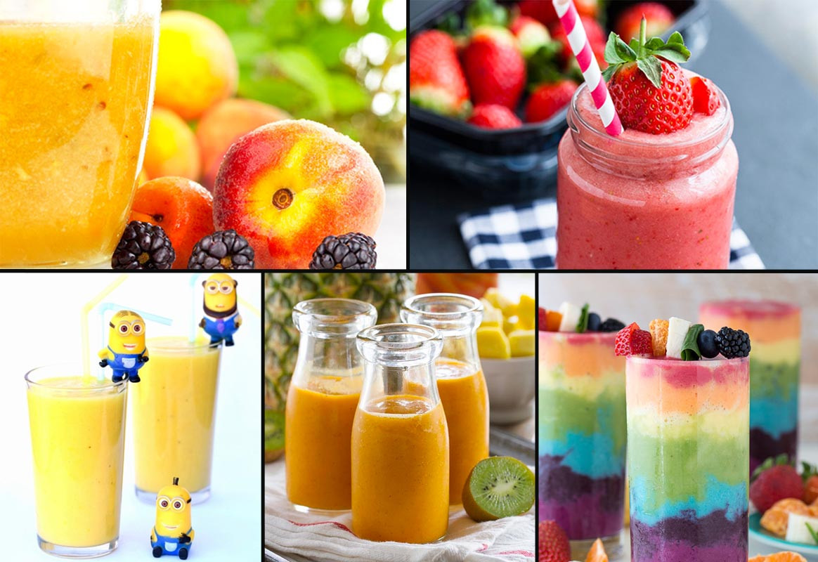Healthy Kids Smoothies  5 Healthy Smoothie Recipes For Kids PLUS The Ultimate