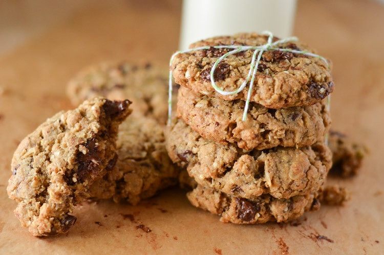 Healthy Lactation Cookies Recipe  Lactation Cookies Courtney s Sweets