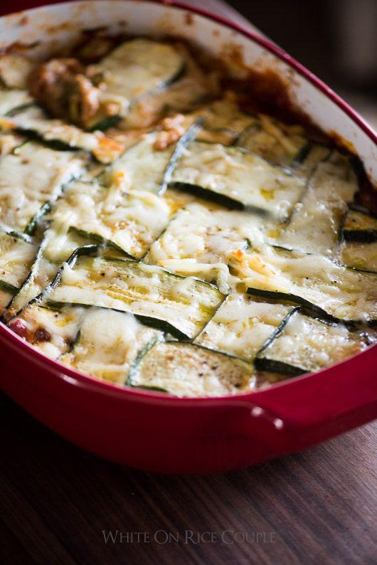 Healthy Lasagna Noodles  Best 20 Healthy zucchini lasagna ideas on Pinterest