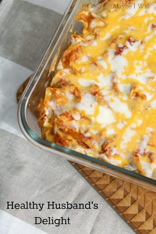 Healthy Lasagna Noodles  Matt & Libby s Favorite Recipes Made Over