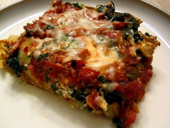 Healthy Lasagna Noodles  Pinterest • The world's catalog of ideas